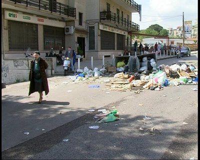 emergenza rifiuti giugliano
