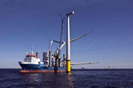 In Francia si prepara il primo impianto eolico offshore
