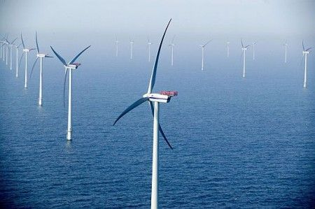 Energia eolica, l'industria americana prepara la riscossa