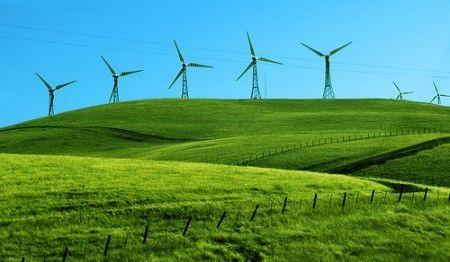 energia eolica produzione