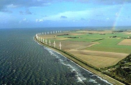Nuove turbine eoliche in fase di vendita