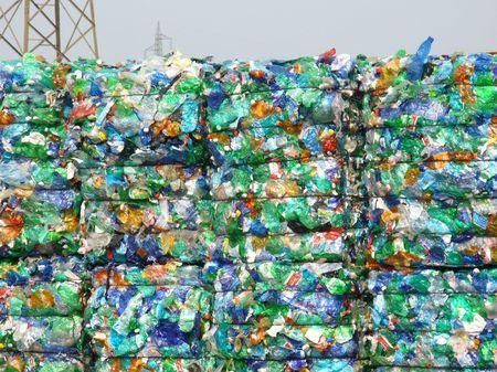 inquinamento ambientale rebibbia plastica