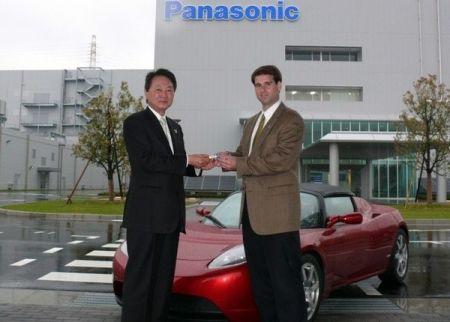 Panasonic effettua importante investimento in Tesla