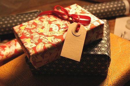 regali natale 2010 riciclaggio idee ecosostenibili