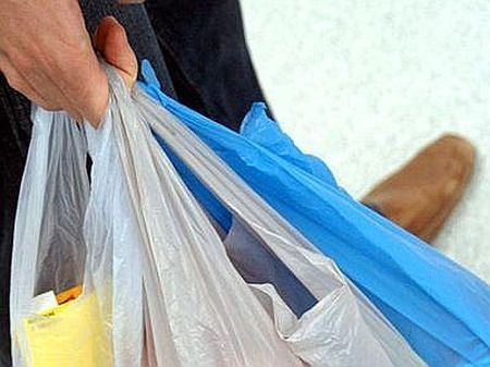 riciclaggio ecoscultura sacchetti plastica