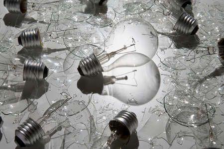 riciclaggio rifiuti elettronici sorgenti luminose