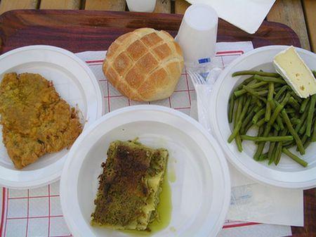 sprechi alimentari piemonte recupero pasti mense scolastiche