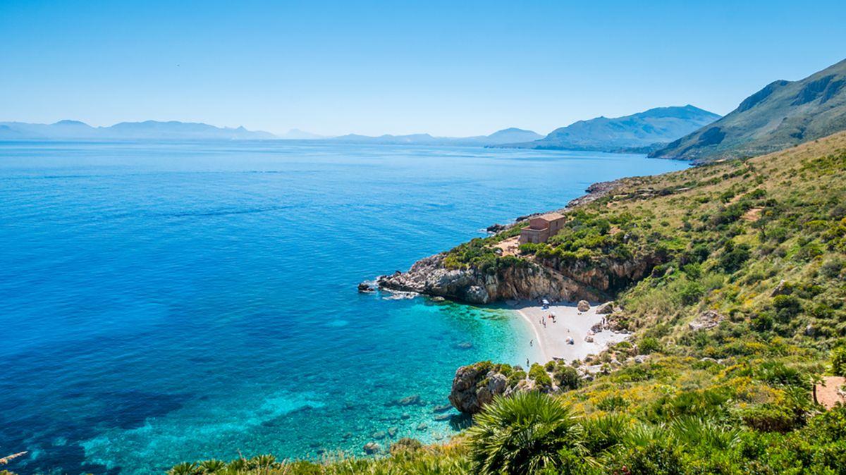 Aree protette in Italia: Riserva orientata dello Zingaro, Sicilia
