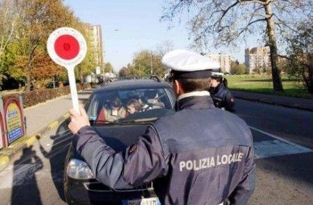 blocco traffico udine