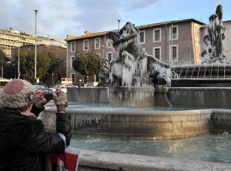 emergenza freddo roma