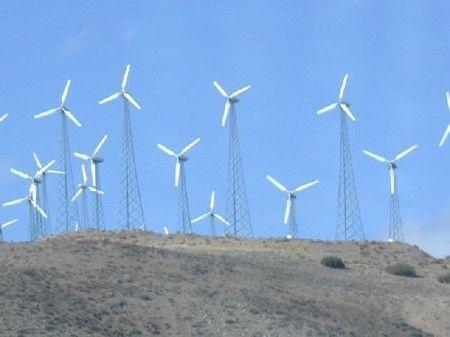 Cresce ancora l'impianto eolico dell'Arizona
