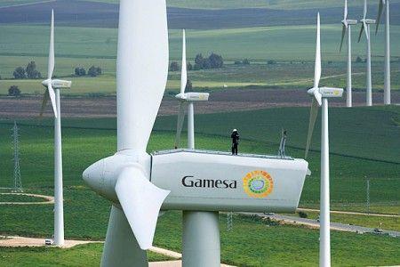La Spagna progetta maxi turbina eolica