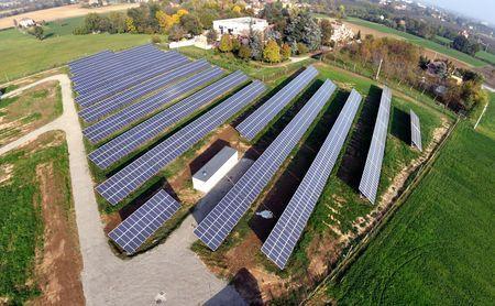 fotovoltaico provincia modena parco del sole