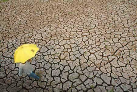 mutamenti climatici effetti villaggi india