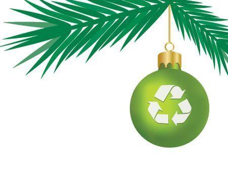 natale 2010 ecosostenibile dec albero wwf