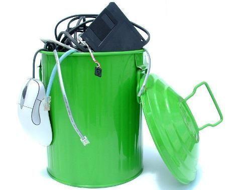 rifiuti elettronici greenpeace italia ritardo