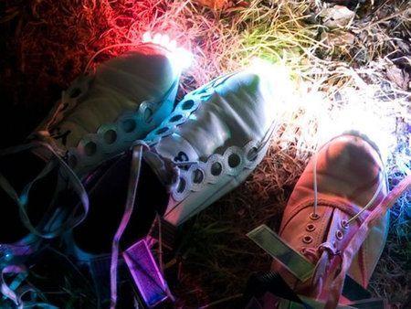 rifiuti torino ri scarpa riutilizzare scarpe