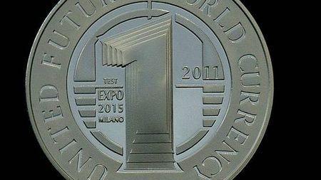 expo milano monete ecologiche metalli riciclati