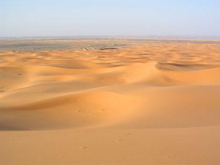 mutamenti climatici polveri deserto