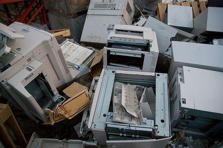riciclaggio elettrodomestici raccolta 2010