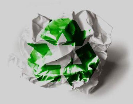 riciclaggio reecycle internet inquinamento