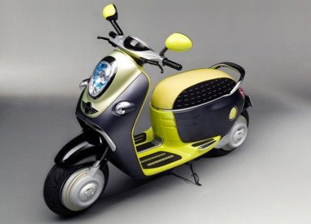 scooter elettrici ecoincentivi 2011