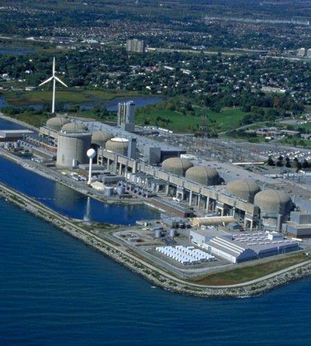 nucleare canada lago ontario