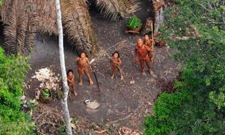 deforestazione amazzonia indigeni