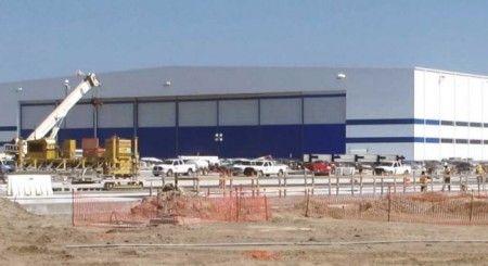 Impianto fotovoltaico Boeing