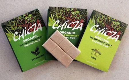 impatto ambientale chicza chewing gum biodegradabile italia