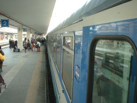 vacanze pasqua emissioni viaggi in treno