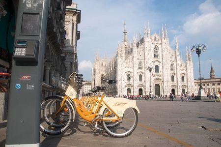 bici milano abbonamento bikemi