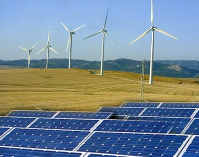 energie rinnovabili solare eolico