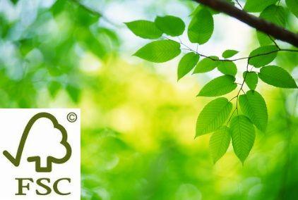 marchio fsc foreste