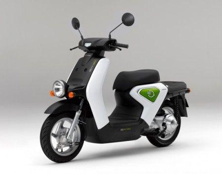 scooter elettrico ev neo honda