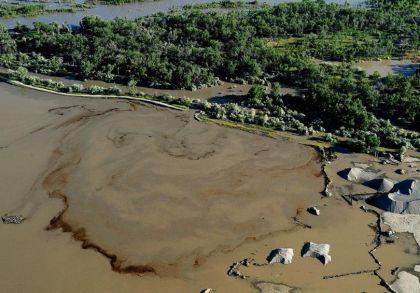 inquinamento petrolio montana stati uniti
