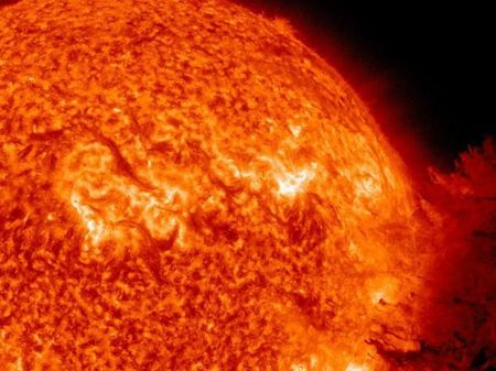 macchie solari riscaldamento globale