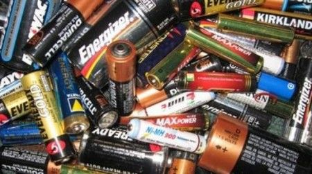 pile e batterie raccolta differenziata