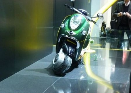 scooter elettrico toyota auto ibride biciclette