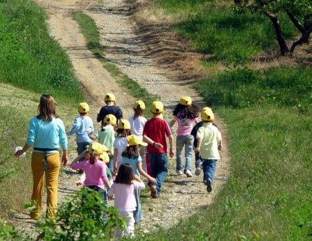 tutela ambiente fattorie didattiche