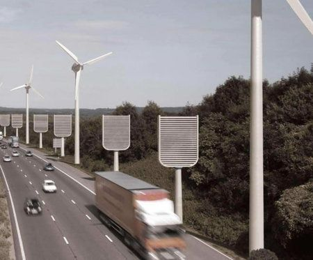 anidride carbonica gas serra alberi artificiali