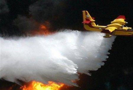 incendi fiamme fuoco protezione civile
