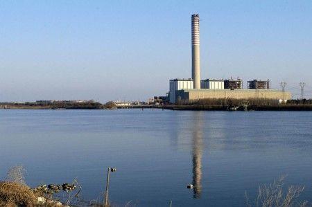 delta po centrali elettriche