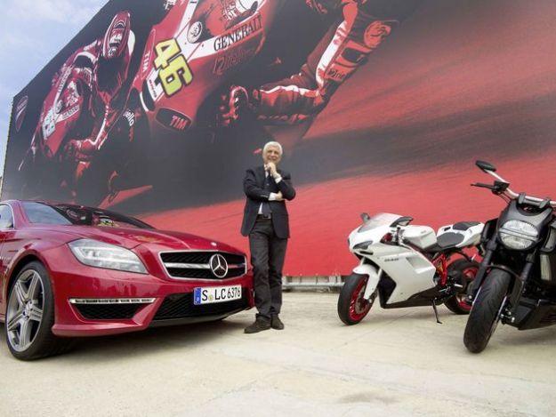 moto elettrica ducati mercedes mobilita sostenibile