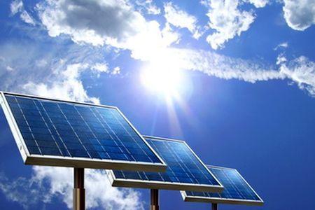 pannelli solari nave ad energia pulita