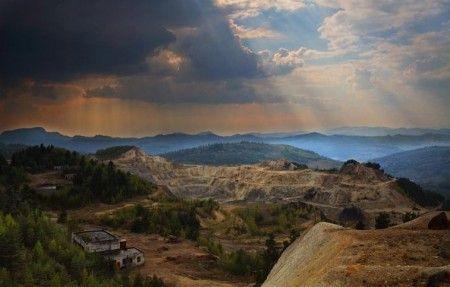 risorse naturali quotazioni oro rosia montana