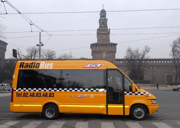 Bus by Night Milano mobilita sostenibile