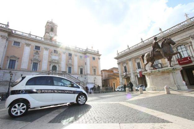 CITROËN C Zero auto elettriche mobilita sostenibile roma
