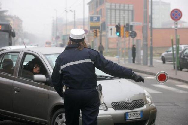 blocco traffico milano 20 novembre