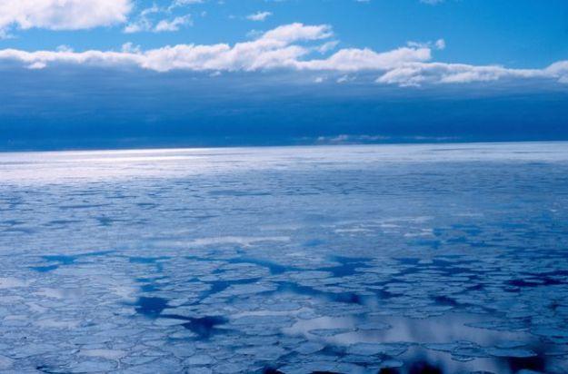 polo nord scioglimento ghiacci